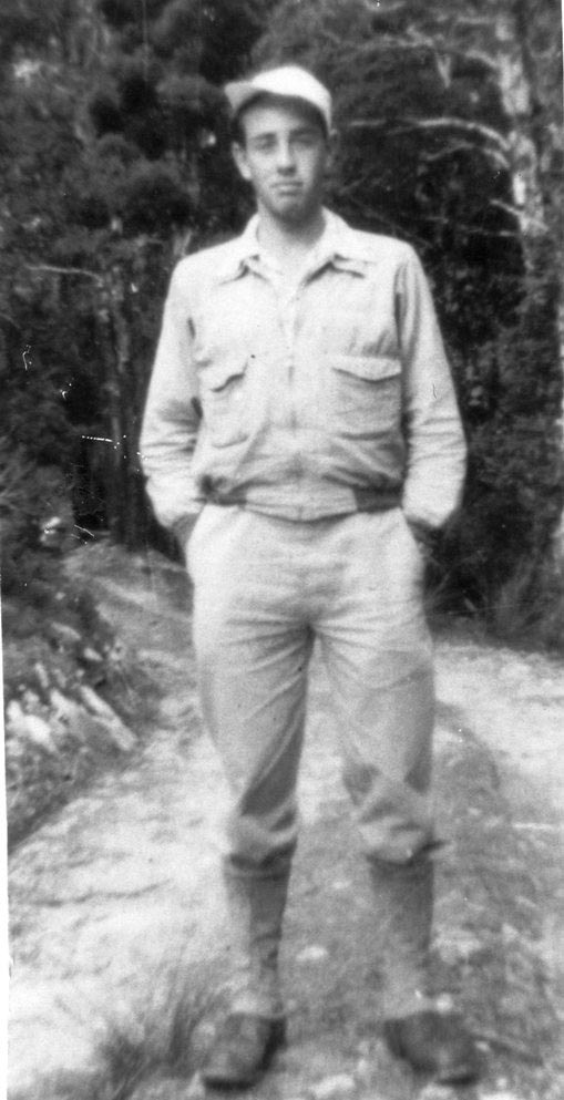 John Barlett, Waldheim, Cradle Valley December 1951
