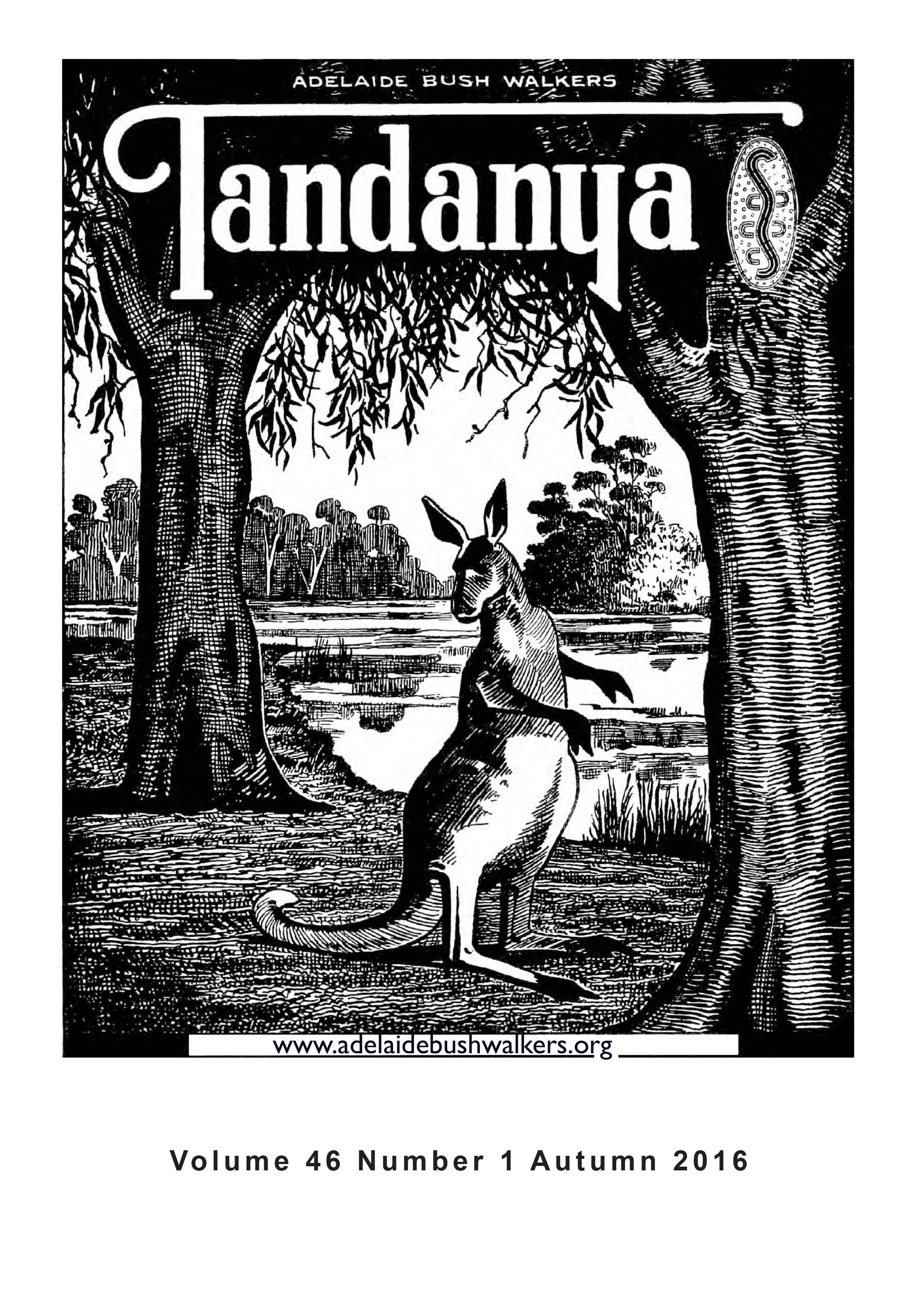 Tandanya Magazine: Autumn 2016
