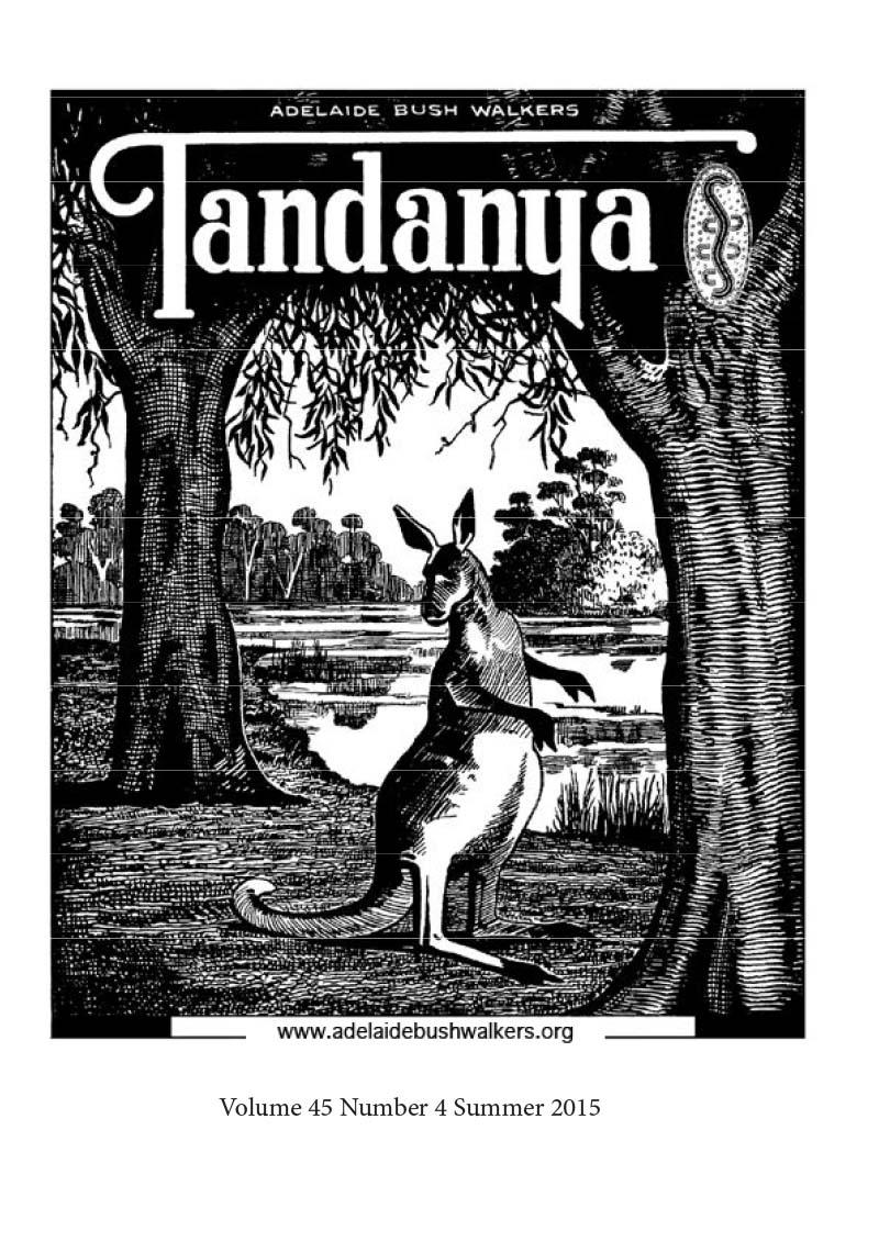 Tandanya Magazine: Summer 2016