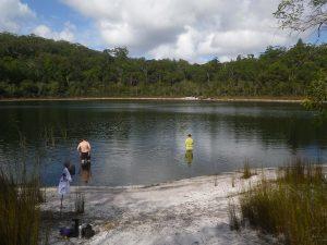 Lake Garawongera