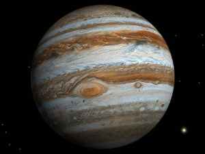 Jupiter rises progressively higher over the eastern, then north-eastern, horizon....it will be magnificent for most of Autumn. (worth finding a telescope to view with or simply a good pair of binoculars, Ed)