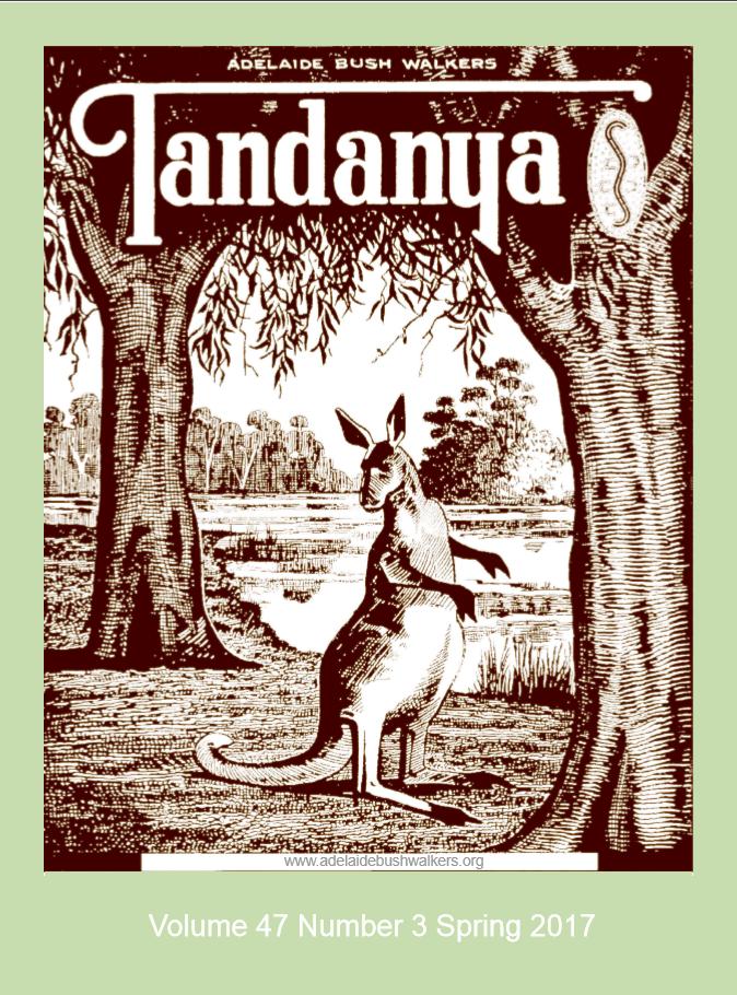 Tandanya Magazine: Spring 2017