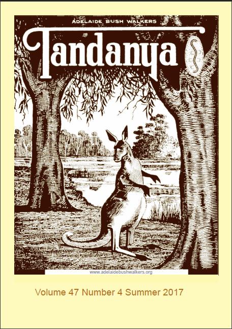 Tandanya Magazine: Summer 2017