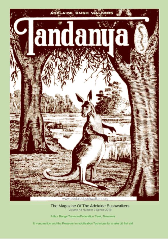 Tandanya Magazine: Spring 2018