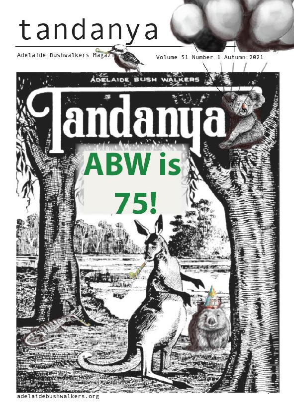 Tandanya Magazine: Autumn 2021